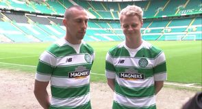 Celtic launch new kit