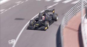 Brundle tests Pirelli's 18inch wheels
