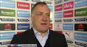 Advocaat: We deserved to stay up