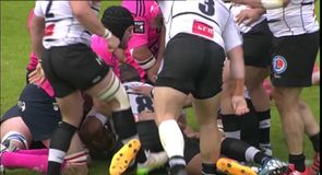 Brive breeze past Stade