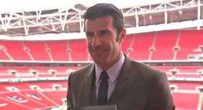 Figo withdraws from FIFA Presidency race