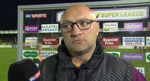 Huddersfield defeat Castleford