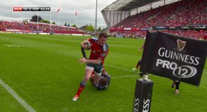 Munster 21-18 Ospreys