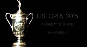 The US Open is coming...