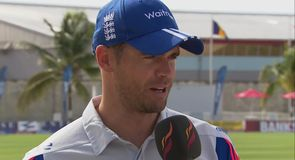 Anderson hoping for 200 lead