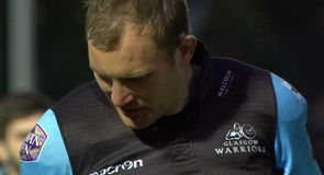 Emotional end for Kellock