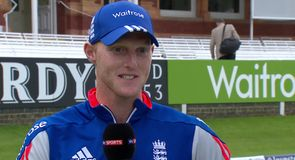 Stokes breaks Lord's record