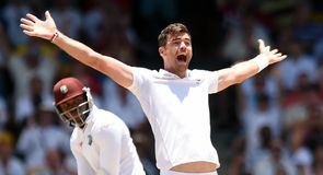 West Indies v England - 3rd Test Day 2