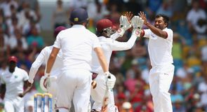 3rd Test, Day 3: WI v Eng