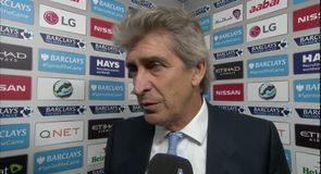 Pellegrini 'no doubt' over City future