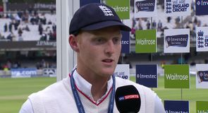 Stokes lights up Lord's