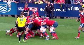 Munster 50-27 Dragons