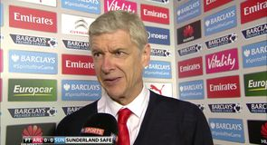 Wenger frustrated with lack of goals