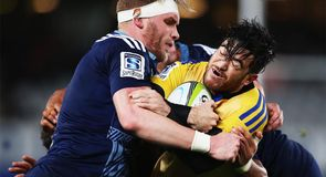 Super Rugby Breakdown - Week 15