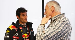 Webber - Take Mateschitz seriously