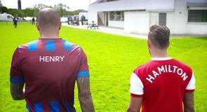Hamilton v Henry: Behind the scenes