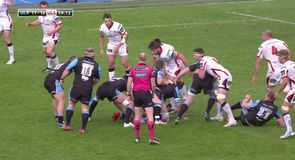 Glasgow Warriors 32-10 Ulster