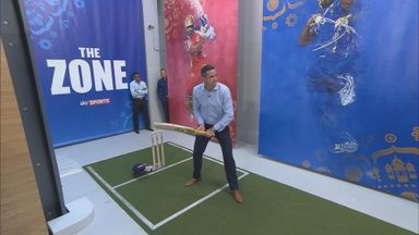 Kevin Pietersen's 'Big Hitting' Masterclass