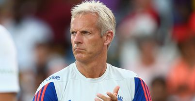 Former England coach Peter Moores hits back at 'data' criticism