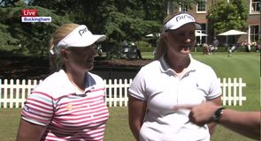 Clyburn sisters set for Masters