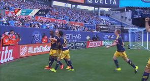 Red Bulls win New York derby