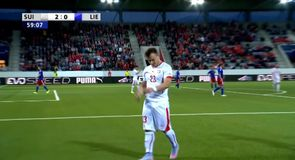 Shaqiri scores a screamer