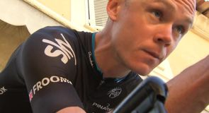 Froome taking relaxed approach