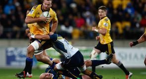 Super Rugby Try Time - Semi-Finals