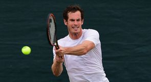 Murray focused on first tie