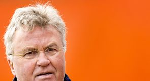 Hiddink quits Netherlands job