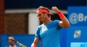 No pressure for Nadal