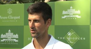 Djokovic: Lack of preparation won't stop me