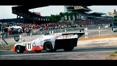 40th anniversary of Bell's Le Mans win