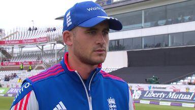 Hales hails England form