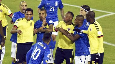 Brazil to appeal against Neymar's Copa America ban
