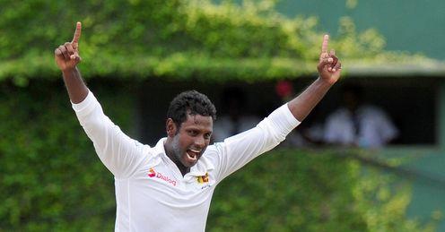 2nd Test, Day 4: SL V Pak