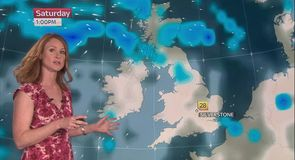 F1 Weekend Weather - British GP