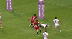 Salford 18 - 14 Catalans - Highlights