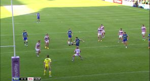 Warrington 17-6 Wigan - Highlights