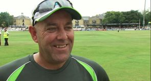 No surprises for Lehmann