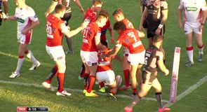 Hull KR 34-28 Salford - Highlights