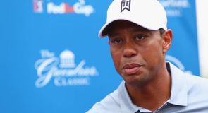 Woods optimistic ahead of Greenbrier Classic