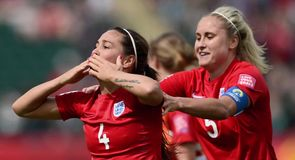 England women clinch 3rd place