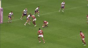 Huddersfield 32 - 14 Hull KR - Highlights