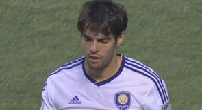 Controversial red card for Kaka