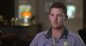 Hazlewood hungry for Ashes chance