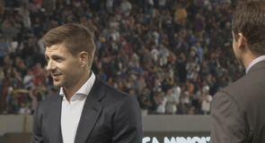 How famous is Gerrard in LA?