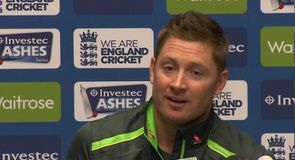 Clarke confident of victory