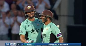 Mahmood six seals Surrey win