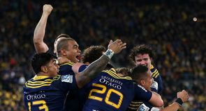 Highlanders crowned champions
